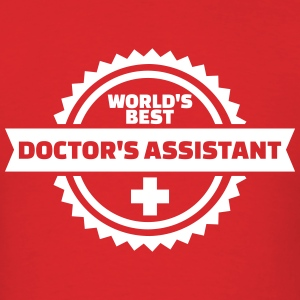 Doctor's assistant T-Shirts - Men's T-Shirt