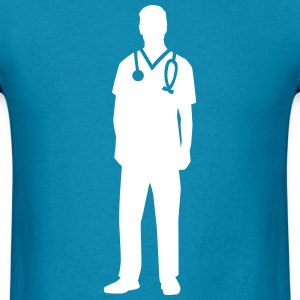 Male nurse T-Shirts - Men's T-Shirt
