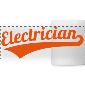 Electrician Mugs & Drinkware - Panoramic Mug