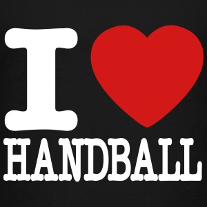 i love handball heart Kids' Shirts - Kids' Premium T-Shirt