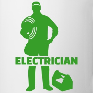 Electrician Mugs & Drinkware - Coffee/Tea Mug
