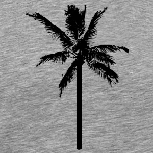 Palm Tree - Men's Premium T-Shirt