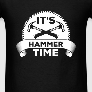 Carpenter - It's hammer time - Men's T-Shirt