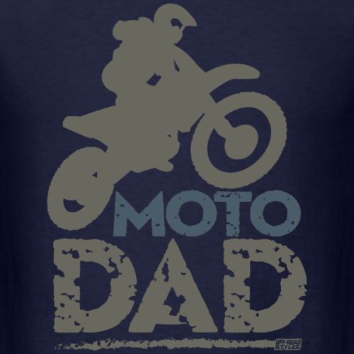 Dirt Bike Dad