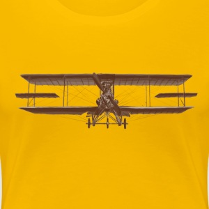 airplane T-Shirts - Women's Premium T-Shirt