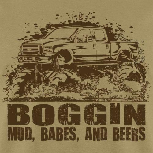 Mud Truck Beer Boggin
