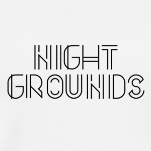 NightGrounds Name - Men's Premium T-Shirt