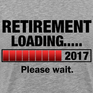Retirement 2017 T-Shirts - Men's Premium T-Shirt