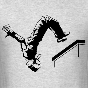 Freerunners - Men's T-Shirt