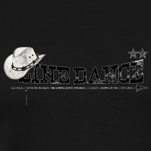 linedance09 - Men's Premium T-Shirt