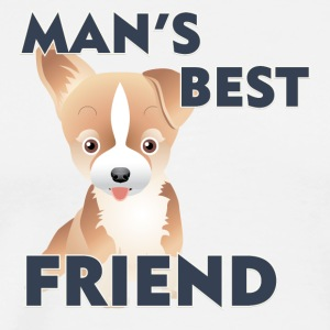 Man s best friend 2 - Men's Premium T-Shirt