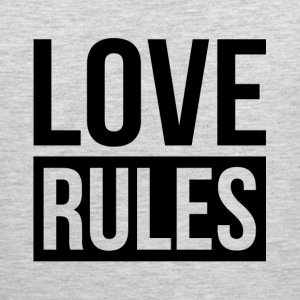 LOVE RULES Sportswear - Men's Premium Tank