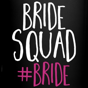 Bride Squad Bride Mugs & Drinkware - Full Color Mug