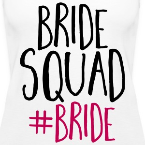 Bride Squad Bride Tanks - Women's Premium Tank Top