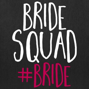 Bride Squad Bride Bags & backpacks - Tote Bag