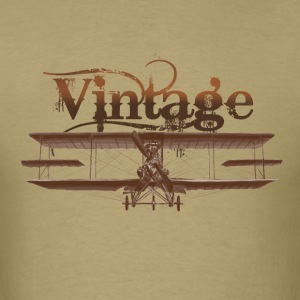 Vintage airplane T-Shirts - Men's T-Shirt