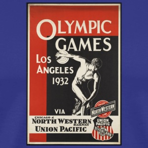 1932 Los Angeles - Men's Premium T-Shirt