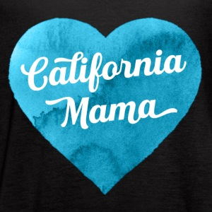 California Mama - Women's Flowy Tank Top by Bella