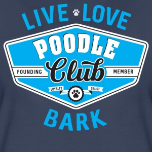 Poodle Club - Women's Premium T-Shirt
