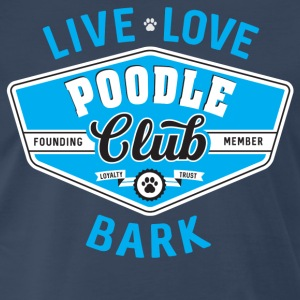 Poodle Club - Men's Premium T-Shirt