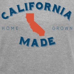 California Made - Women´s Roll Cuff T-Shirt