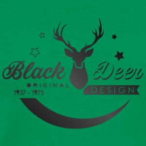 Black Dear - Men's Premium T-Shirt