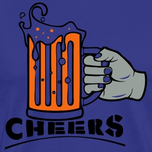 CHEERS! - Men's Premium T-Shirt