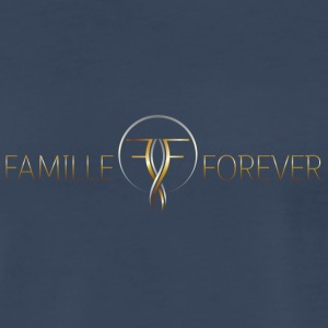 Classic Famille Forever Graphic Tee T-shirt - Men's Premium T-Shirt