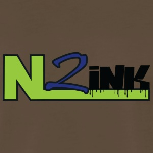 N2ink Company Logo nb - Men's Premium T-Shirt