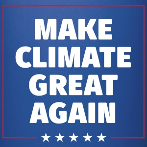 MAKE CLIMATE GREAT AGAIN Mugs & Drinkware - Full Color Mug