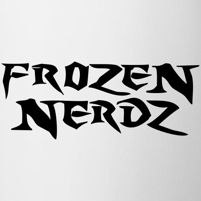 Frozen Nerdz Coffee Mug (2 Color)
