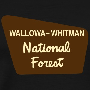 Wallowa-Whitman - Men's Premium T-Shirt
