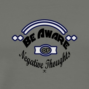 Be Aware - Men's Premium T-Shirt