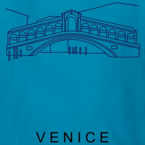 Rialto Bridge Venice Kids' Shirts - Kids' T-Shirt
