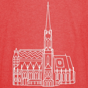 Cathedral Vienna T-Shirts - Vintage Sport T-Shirt