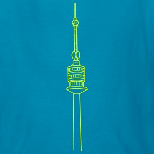 Danube Tower Vienna Kids' Shirts - Kids' T-Shirt