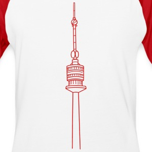 Danube Tower Vienna T-Shirts - Baseball T-Shirt