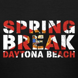 sprin break Daytona Beach T-Shirts - Women's V-Neck T-Shirt