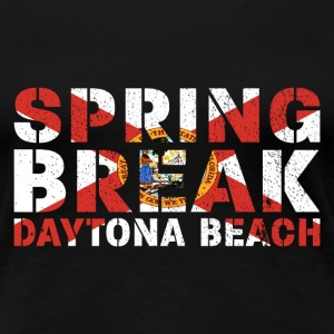 sprin break Daytona Beach T-Shirts - Women's Premium T-Shirt