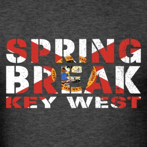 sprin break Key West T-Shirts - Men's T-Shirt
