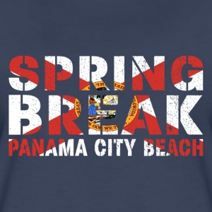 sprin break Panama City T-Shirts - Women's Premium T-Shirt