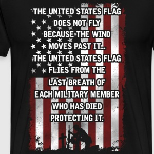 USA Flag T-Shirts - Men's Premium T-Shirt