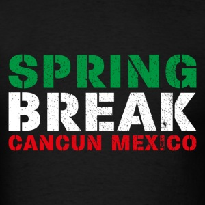 spring break cancun T-Shirts - Men's T-Shirt