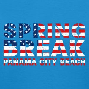 sprin break Panama City T-Shirts - Women's V-Neck T-Shirt