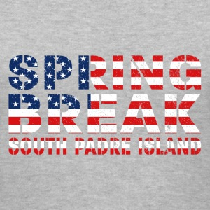 sprin break South Padre I T-Shirts - Women's V-Neck T-Shirt