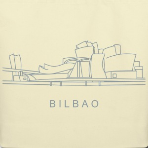 Guggenheim Museum Bilbao Bags & backpacks - Eco-Friendly Cotton Tote
