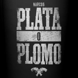 plata o plomo - Full Color Mug
