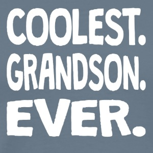 Coolest. Grandson. Ever. - Men's Premium T-Shirt