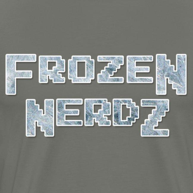 8 Bit Frozen Nerdz Logo (Men's)
