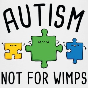 Autism Not For Wimps - Kids' Premium T-Shirt